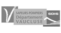0 SDIS Vaucluse logo